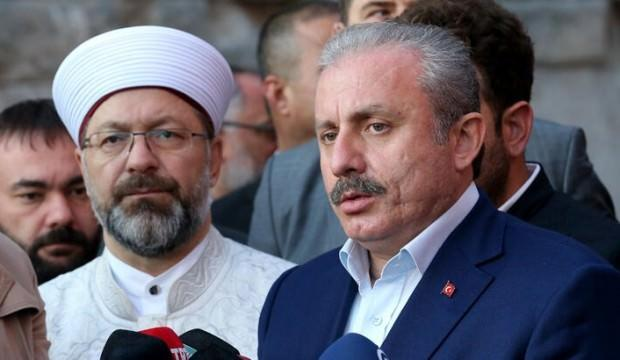 Mustafa Şentop'tan NATO açıklaması