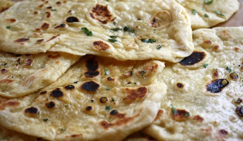 Naan ekmeği nasıl yapılır? Hint ekmeği tarifi