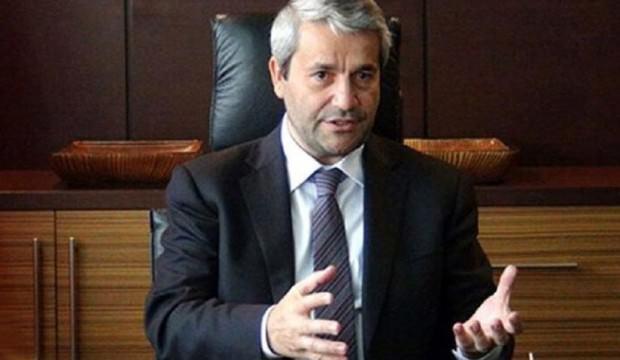 Nihat Ergün AK Parti'den istifa etti