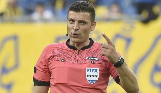 UEFA'dan Ümit Öztürk'e görev