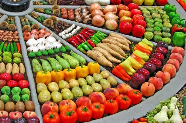 Bölgesel zayıflama için diyet listesi