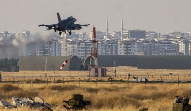 Türk jetleri sınırı geçti mi? Herkes merak ediyordu...