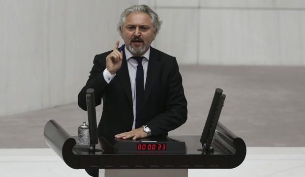 TBMM'de HDP'li vekile çok sert tepki!