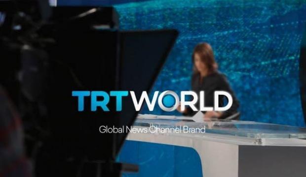 TRT World'e en prestijli medya ödülü