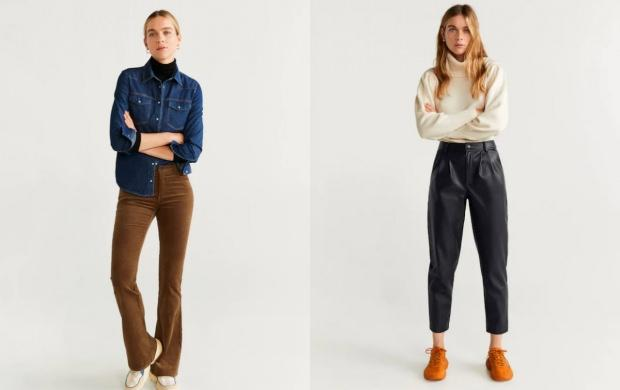 2019 pantolon modelleri bayan