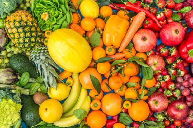 Sebze ve meyve seçimi