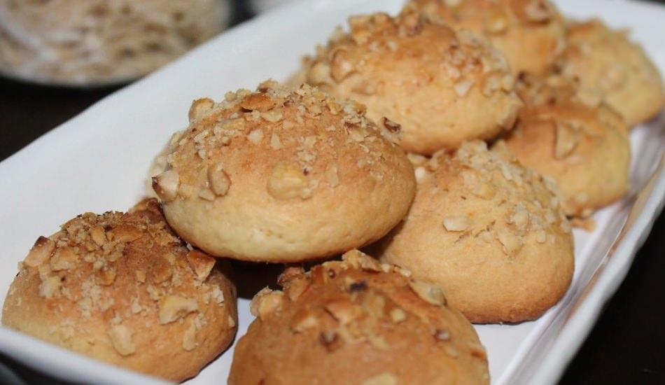 Yoğurtlu kurabiye tarifi