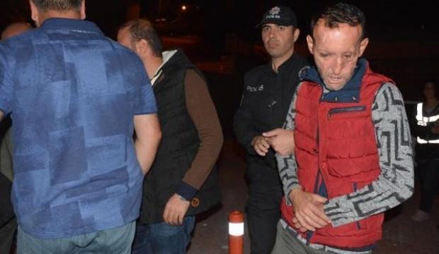 Yüz nakilli Recep Sert ve eşi tutuklandı!