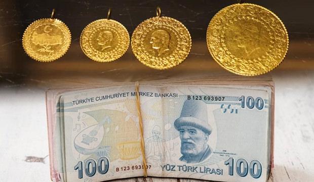 Altının kilogramı 276 bin 550 liraya geriledi
