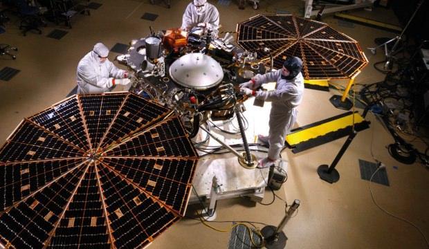 70'ler de Mars'ta yaşam kanıtını bulduk