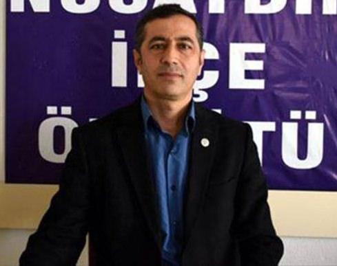 Nusaybin İlçe Belediye Eş Başkanı Ferhat Kut