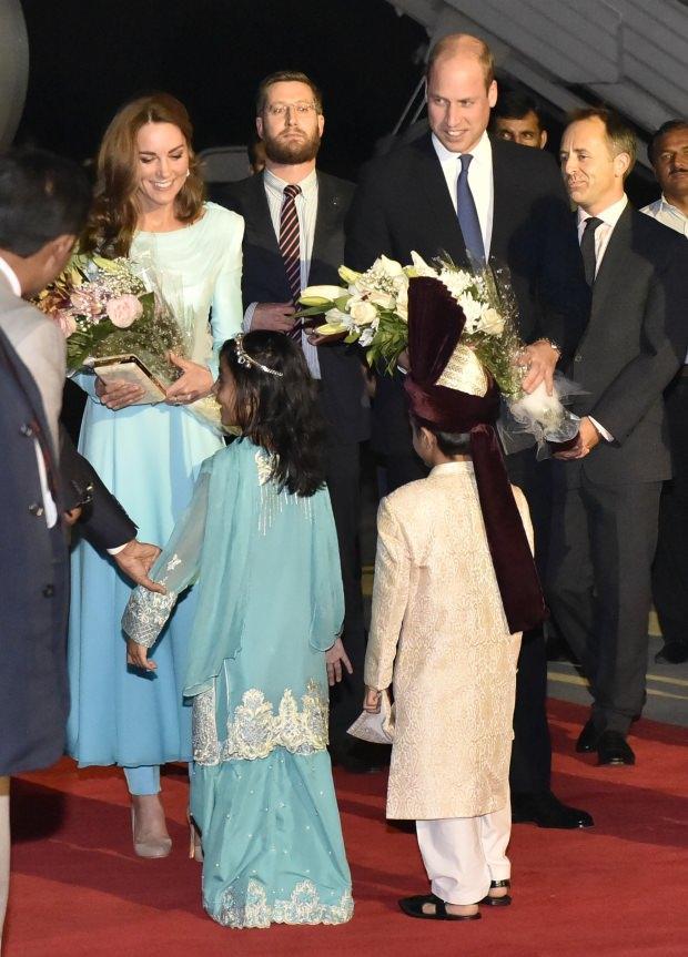 Cambridge Dükü William ve Kate Middleton