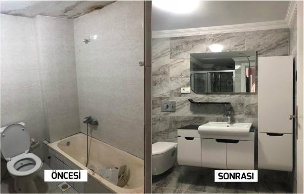 2019 banyo modelleri