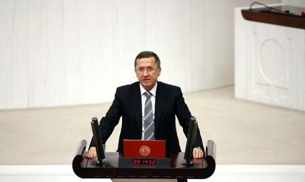 İYİ Parti Grup Başkan Vekili  Lütfü Türkkan