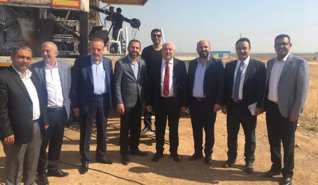 ASRİAD'dan Akçakale'de Barış Pınarı açıklaması