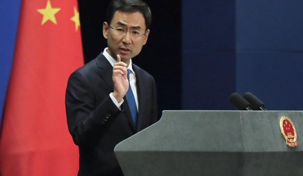 Çin'den Barış Pınarı açıklaması!