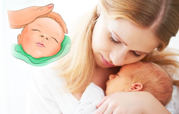 Bebeklerde bıngıldak kapanması