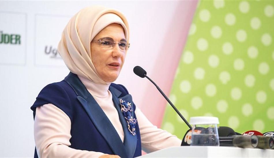 Emine Erdoğan'dan Sıfır Atık projesine dair yeni açıklamalar