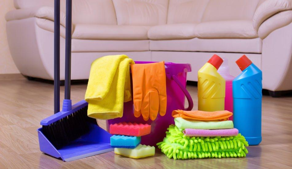 Evlerde yapılan temizlik hataları