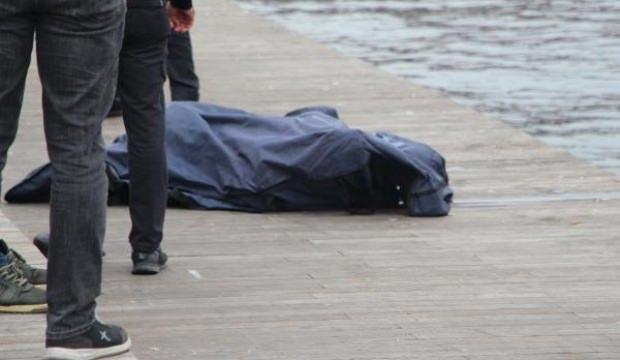 Haliç'ten kadın cesedi çıktı