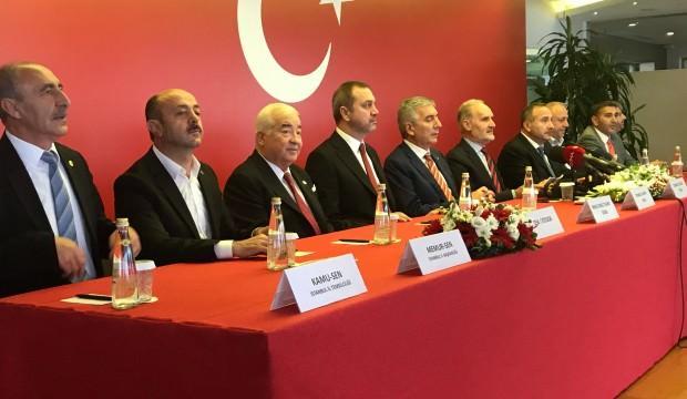 İstanbul iş dünyasından Barış Pınarı Harekatı'na destek!