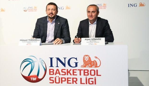 İşte Basketbol Süper Ligi'nin yeni ismi!