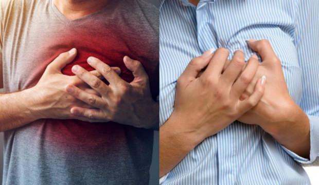 Kalp krizi geçirmenin belirtileri - ne zaman başlar: Kalp krizi tedavisi!