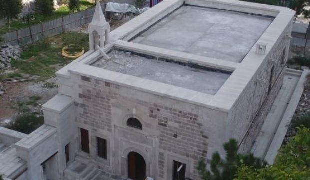 Kayseri Kocasinan Çandır Cami restore edildi!