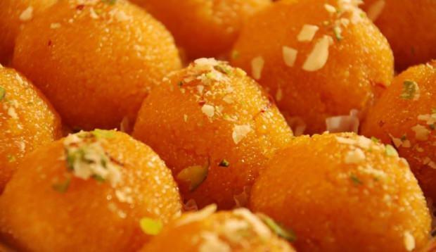 Besan Ladoo tatlısı nasıl yapılır? Pratik tatlı