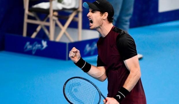 Murray 2,5 yıl sonra şampiyon