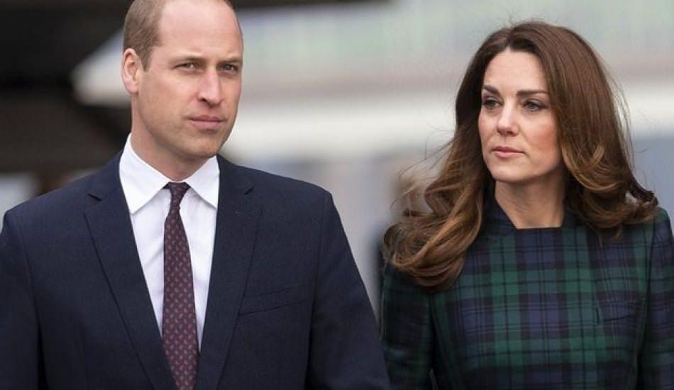 Prens William ile Kate Middleton'un yolculuğu kabusa döndü!