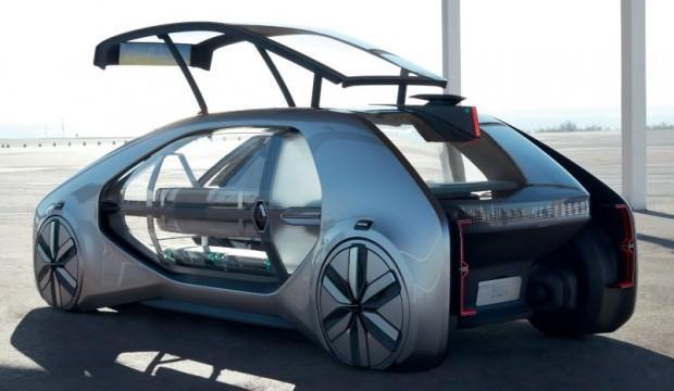 Renault ve Waymo otonom taşıt için kolları sıvadı