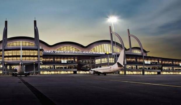 Sabiha Gökçen Havalimanı'na ödül