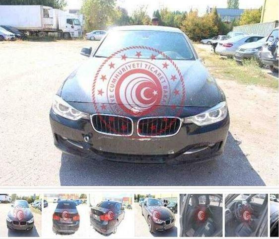 BMW 3.18 D 2016 model