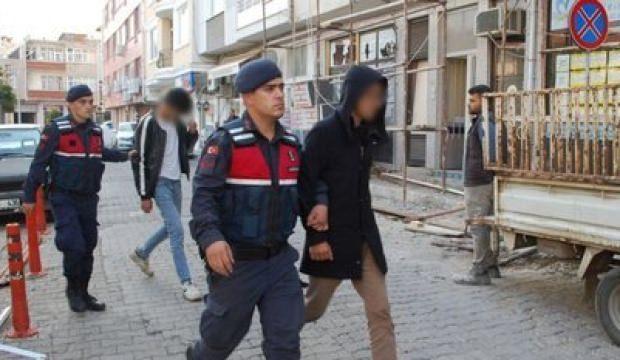 Tekirdağ'da 55 kaçak göçmen yakalandı