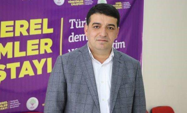 Gözaltına alınan Bismil Belediye Başkanı Orhan Ayaz