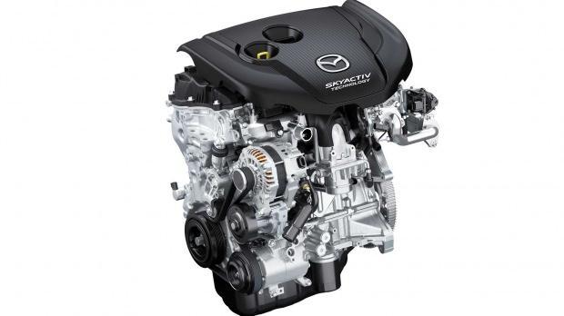 Mazda Skyactiv Teknolojisi