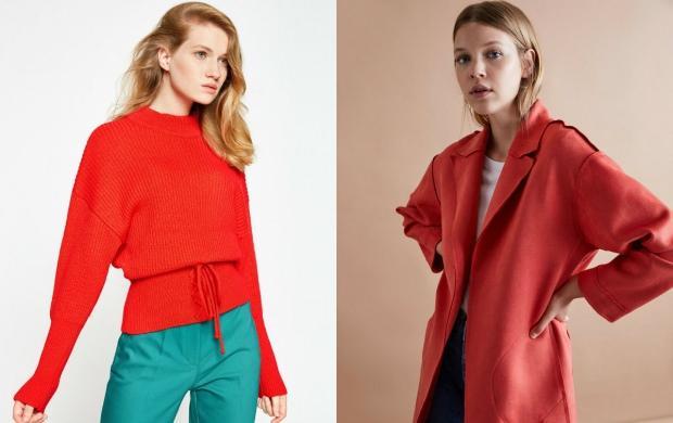 kırmızı sweatshirtler
