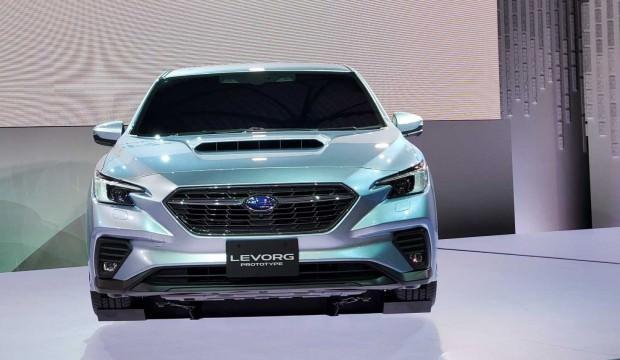 Subaru Levorg, Tokyo'da örtülerini kaldırdı