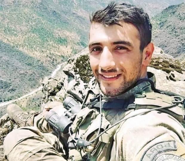 Tel Abyad'da şehit düşen Uzman Onbaşı Sefa Fındık, memleketi Tokat'ta defnedilecek.