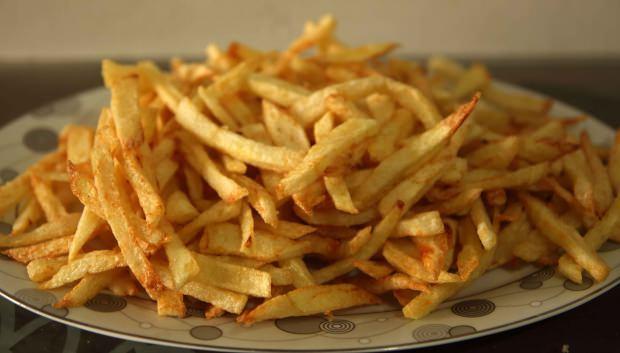 En güzel patates kızartması nasıl yapılır