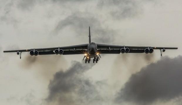 ABD uçakları Rusya'yı 'vurdu' Tepki çeken simülasyon