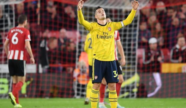 Arsenal 5 maç sonra yıkıldı!