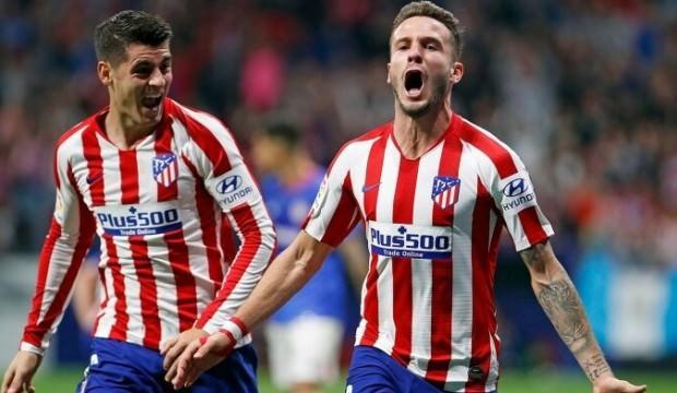 Atletico Madrid takibi sürdürü
