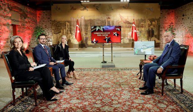 Cumhurbaşkanı Erdoğan: ABD terörist Mazlum'u bize teslim etmeli