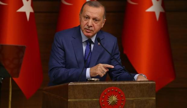 Cumhurbaşkanı Erdoğan sert çıktı: Bu ne menem iştir? Artık oyun bitti
