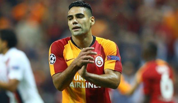 Falcao Beşiktaş maçında oynayacak mı?