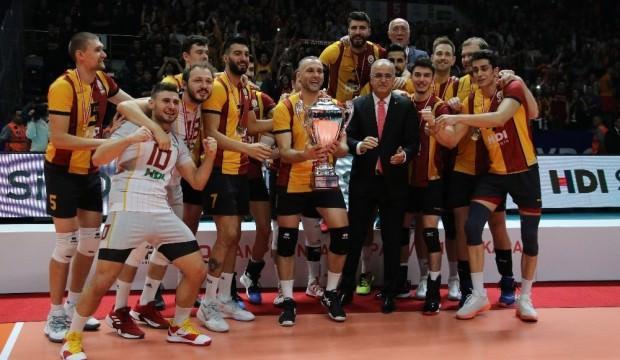 Finalde müthiş derbi! Şampiyon Galatasaray