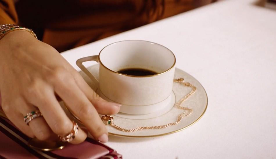 Fincanlardaki çay ve kahve lekeleri nasıl çıkar?