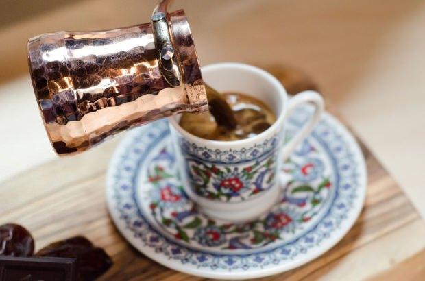pratik türk kahvesi